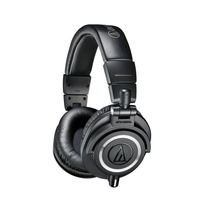 Audio-technica Ath-m50x Professional Headphones Preto