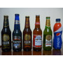 Cervezas Y Gaseosas Pepsi Y Coca Cola En Lata Selladas.
