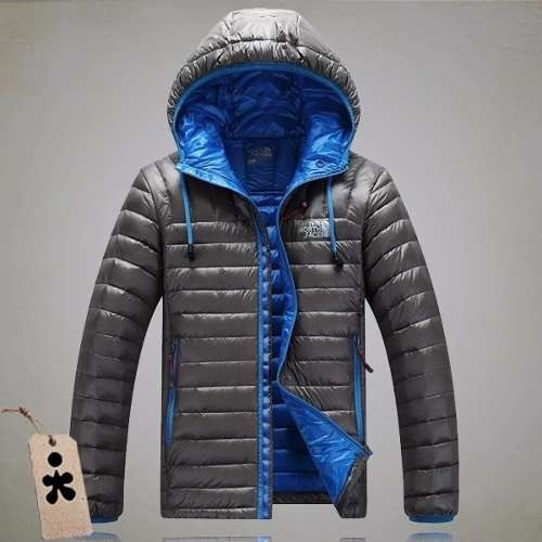 chaqueta north face con audifonos