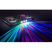 Controlador Numark Dj Party Mix Dj Usb 2 Canales Con Placa