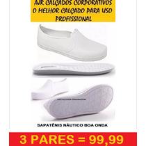 Sapato Bota Babuch Crocs Segurança Soft Works Enfermagem