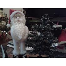 Enfeite De Natal Artesanal Papai Noel Nu