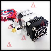 Extrusor Impresora 3d Hot End Prusa I3 Listo Con Motor 0.4mm