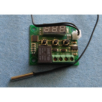 Control D Temperatura Xh-w1209 Incubadora Termostato