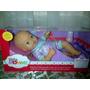 Muñeca Little Momy Bebe Recien Nacida De Fisfer Price