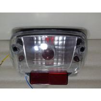 Lanterna Twister Cristal C/pisca + Cabo F1 + Vela Cr8ehix-9