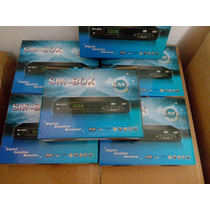 Receptor Satelital Nuevo Sm-box Sm7 Hd Usb Hdmi Tv Libre