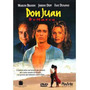 Don Juan De Marco Dvd Marlon Brando Johnny Depp<br><strong class='ch-price reputation-tooltip-price'>R$ 31<sup>90</sup></strong>
