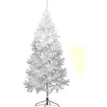 Arvore De Natal Pinheiro Real 210 De Alt 500 Galhos Branca