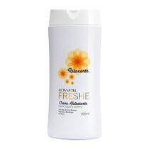 Freshe Creme Hidratante Relaxante 200ml Lowell