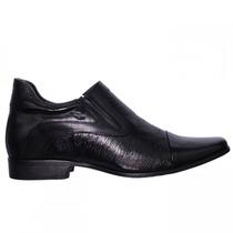 Sapato Masculino Rafarillo Você+alto Aumenta Altura Em 7cm