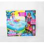 Barbie Filhotinho Na Piscina Mattel