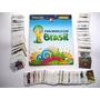 Estampas Mundial Brasil 2014 Panini 100% Originales
