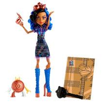 Boneca Robecca Steam Aula De Arte Monster High Mattel