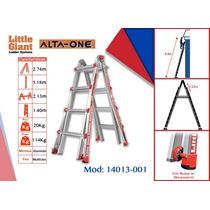 Escalera Multiusos De Aluminio Modelo 14013