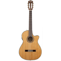Violão Fender 096 0326 Cn240 Sce Thinline Cheiro De Música