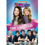 Dvd Icarly One Direction (2013) * Lacrado Raridade Original