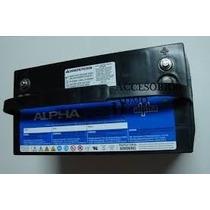 Bateria De Gel 110amp Audiocar Alphacel