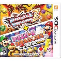 Puzzle & Dragons Z + Puzzle & Dragons: Super Mario Para 3ds