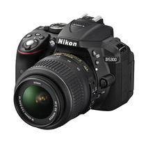 Nikon D5300 Kit 18-55+ Bolso+ 16gbc10+ Minitripode La Plata