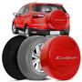Capa Estepe Nova Ecosport Rigida Vermelho Arpoador
