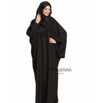 Kit 3 Abayas Classic Kaftan Vestido Arabe Islamico Muçulmano