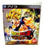 Dragon Ball Z Ultimate Tenkaichi Ps3   Fisico- Minijuegosnet