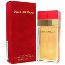 Perfume Feminino Dolce & Gabbana Vermelho 100 Ml