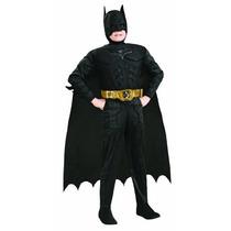 Disfraz Batman Dark Knight Caballero De La Noche Original