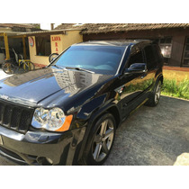 Jeep Grand Cherokee 2008 Str8 Blindada Nlll
