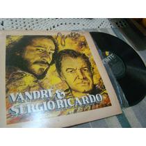 Lp Vandré & Segio Ricardo, Juntos, Bom Estado