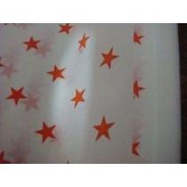 Papel Estrella Siliconado Para Hornear / Repostería 100 Pz.