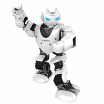 Robot Ubtech Alpha 1s Intelligent Humanoid Robotic (white)