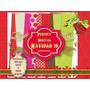 Set Navidad Tarjetas Diseño 9 Fondos Y 30 Imágenes Imprimir