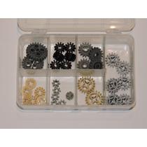 Lego Technic Peças Jogo Engrenagens Básico 7 Modelos 32 Pçs