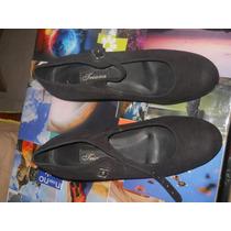 Zapatos De Flamenco Triana Talla 40