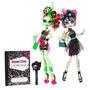 Monster High Rochelle Goyle And Venus Mcflytrap Set De 2