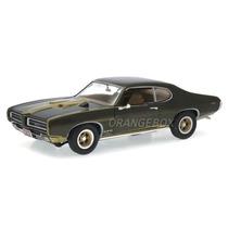 Pontiac Gto 1969 Royal Bobcat Autoworld 1:18 Verde Amm1042