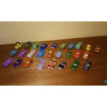 Disney Cars Tipo Huevo Kinder Lote De 27 Piezas