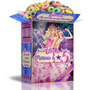 Kit Imprimible Barbie Princesa Pop Cumpleaños Infantiles