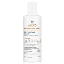 Filtro Solar Fps 30 Fluid 120ml Pele Oleosas E Acneicasadcos