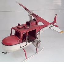 2 Helicoptero Peças Realistas Para Amantes De Aeromodelismo