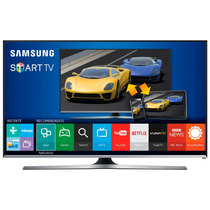 Smart Tv Led 40 Samsung Full Hd Com Wifi Integrado - 40j5500