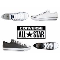 Tênis Converse All Star Couro Sintético Promoção