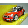 Mini Cooper S 2007 - Tuning Rojo - Jada 1/24