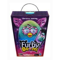 Furby Boom Crystal Series Furby (green/blue)