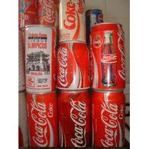 Latas Coca Cola Diet Light Venezuela España Usa T6h4