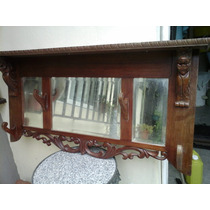 Espejo Antiguo Unico