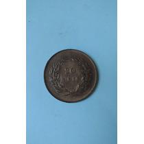 Moeda De Un Peso 1966 Prata Estados Unidos Mexicanos