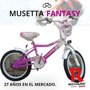 Bicicleta Rodado 20 Fantasy Musetta En Richard Bikes